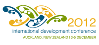 International Development Conference 2012