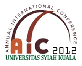 2nd Syiah Kuala University Annual International Conference 2012
