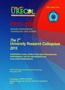 2nd University Research Colloquium 2015