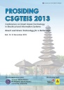 Conference on Smart-green Technology in Electrical and Information Systems 2013