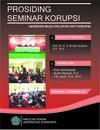Seminar Korupsi 2014