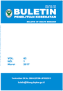 Indonesian Bulletin of Health Research