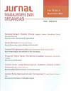 Journal of Management and Organization