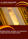 International Journal of Linguistics, Literature and Translation