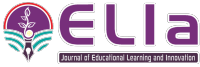 Journal of Educational Learning and Innovation