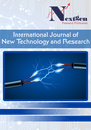 International Journal of New Technology and Research
