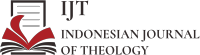 Indonesian Journal of Theology