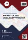 Jurnal Hukum Lex Generalis