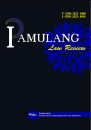 Pamulang Law Review