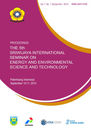 5th Sriwijaya International Seminar on Energy and Environmental Science and Technology