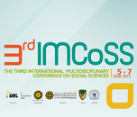 3rd International Multidiciplinary Conference on Social Sciences 2015