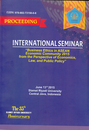 International Seminar on Business Ethics in the ASEAN Economic Community 2015