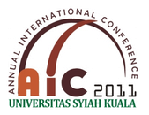 1st Syiah Kuala University Annual International Conference 2011