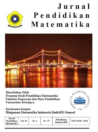 Jurnal Pendidikan Matematika Sriwijaya