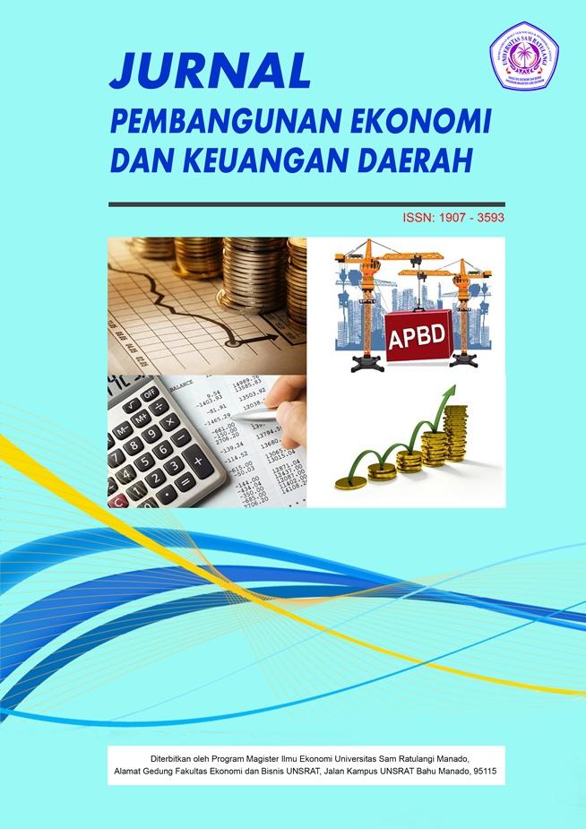 Jurnal Pembangunan Dan Keuangan Daerah Jpekd
