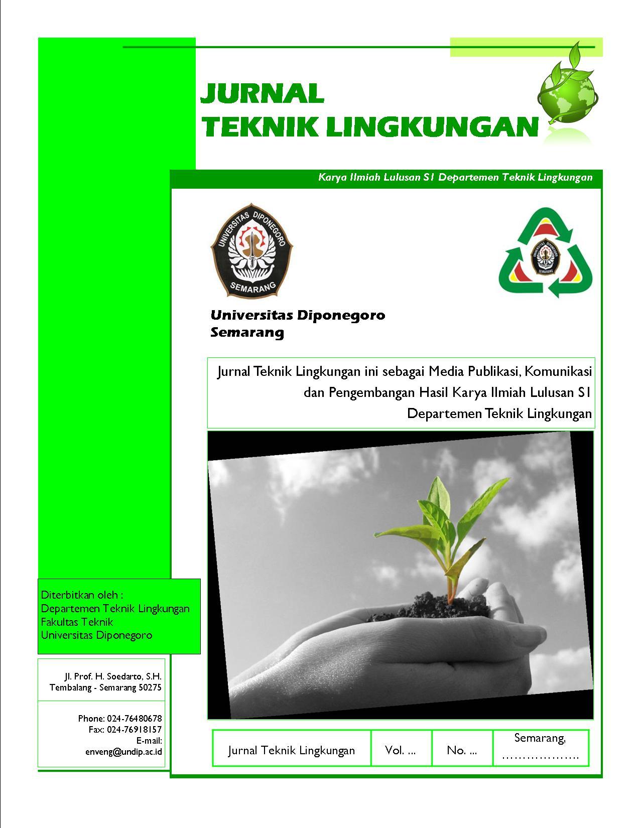 Jurnal Teknik Lingkungan