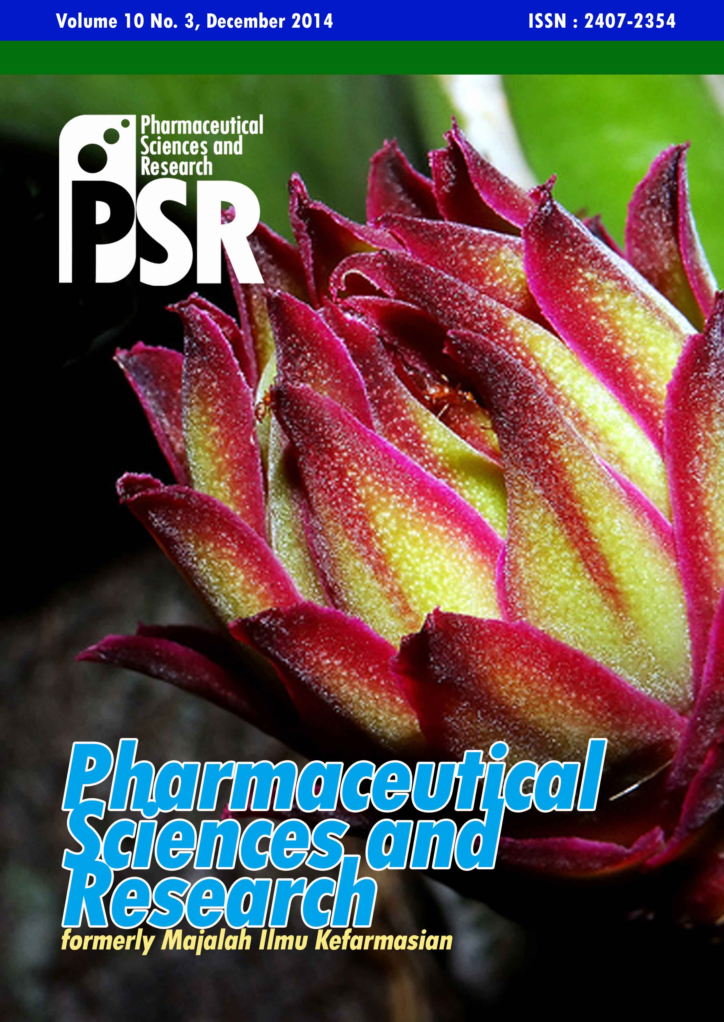 Pharmaceutical Sciences and Research