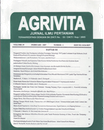 Agrivita Journal of Agricultural Science