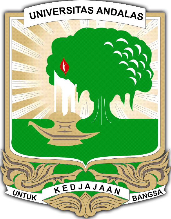 Image result for logo andalas university
