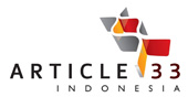 Article 33 Indonesia